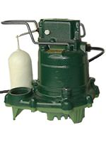 cast-iron zoeller sump pump systems available in Altamonte Springs, Florida
